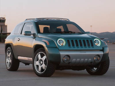 Jeep Compass History