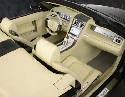 mark x images. Lincoln Mark X interior