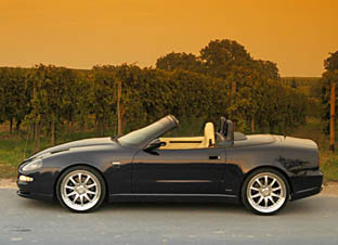 ... Sports vehicles > Sports cars > Maserati 4200 Spyder