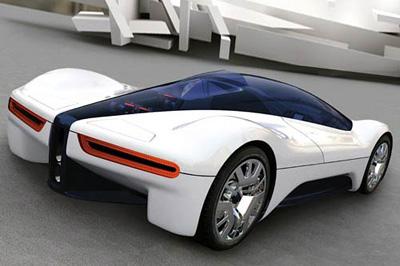 Chill Maserati Car