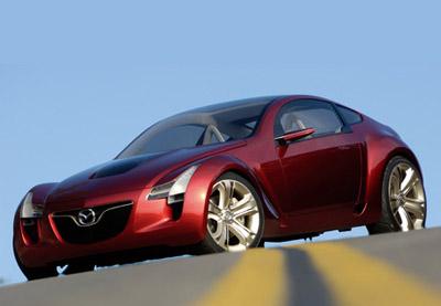 Mazda Kabura Concept Cars Diseno Art