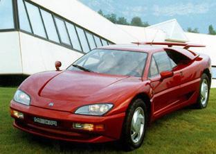 1995 Mega Track Images.  Photo: megat1.jpg.