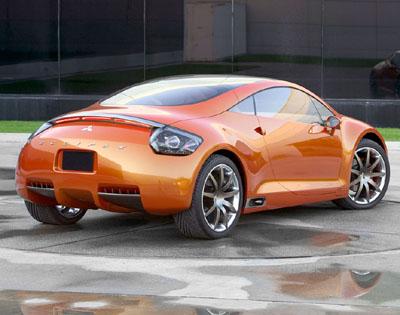 Mitsubishi Eclipse Concept E Cars