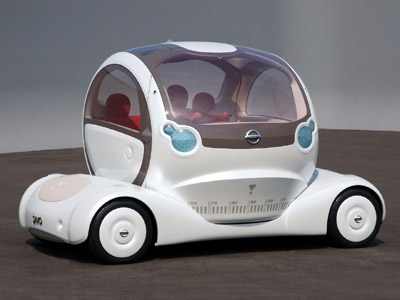 Nissan Pivo Concept Cars