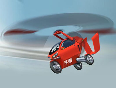PALV (Personal Air Land Vehicle)