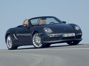 Porsche Boxster S SportDesign Package