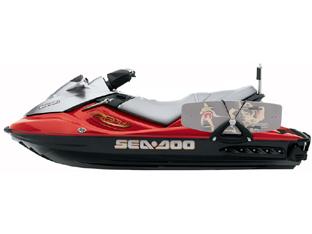 2007 sea-doo wake | top speed.