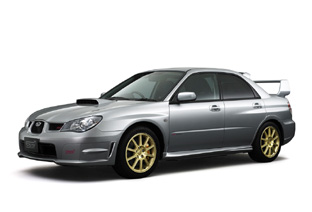 subaru impreza wrx sti 2006 sports cars. Black Bedroom Furniture Sets. Home Design Ideas