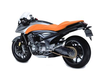 Suzuki Stratosphere concept   Concept Motorbikes