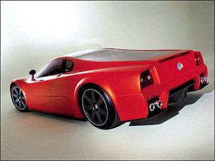 Volkswagen W12 coupe | Sports Cars