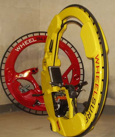 Monowheel Wheel surf