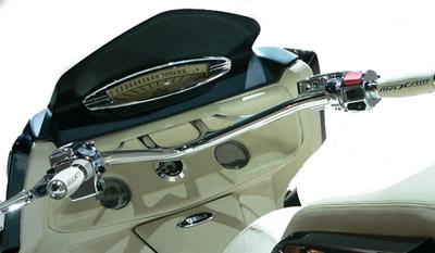 Yamaha Maxam 3000 handlebars