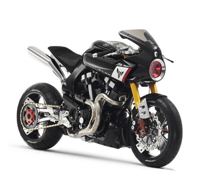 Yamaha on Yamaha Mt Os Concept   Concept Motorbikes
