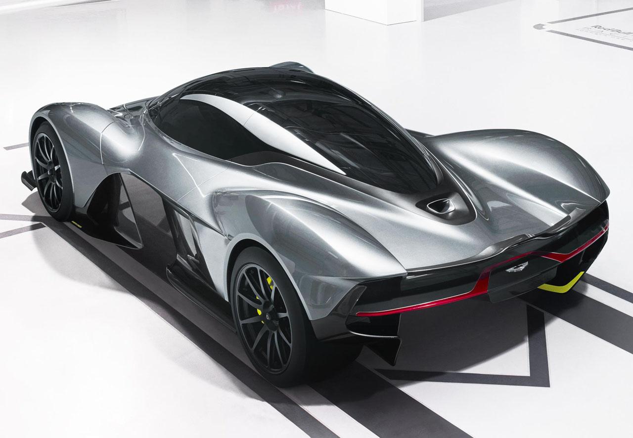 Aston Martin Am Rb 001 Concept Cars Diseno Art