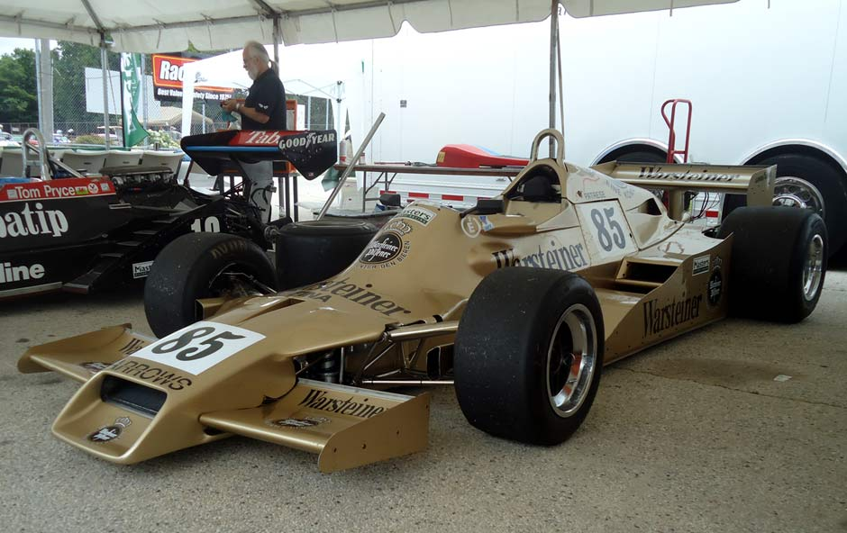 Arrows FA1 F1 Car