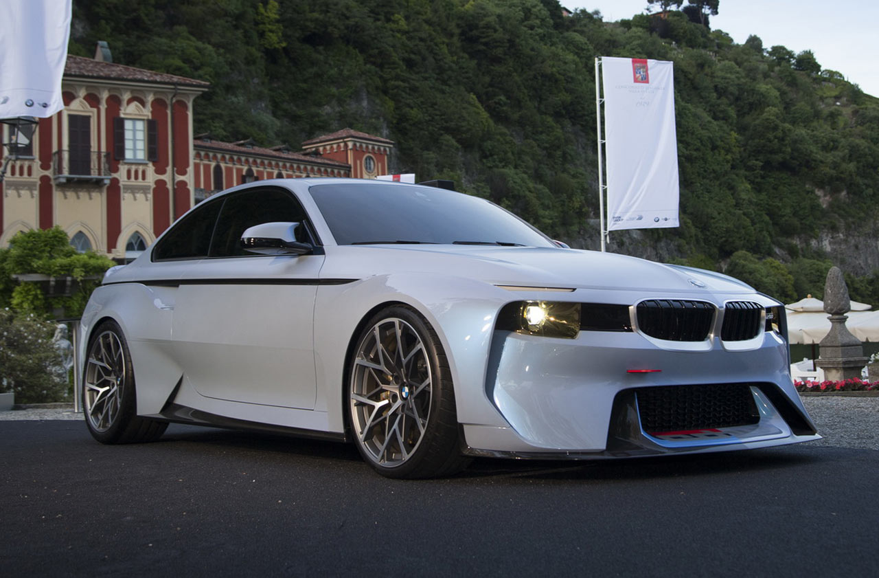 Bmw 2002 Hommage Concept Concept Cars Diseno Art