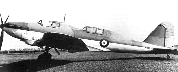 Fairey Battle T