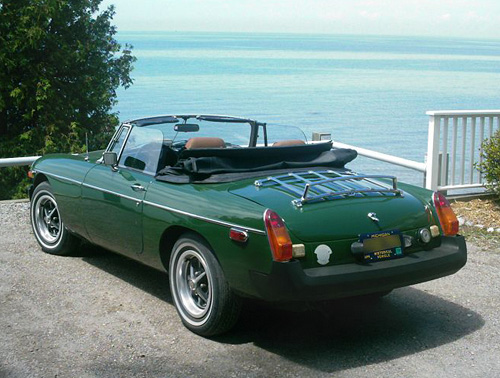 Mg Mgb Sports Cars