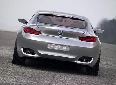 ����� ������ ����� 2008_BMW_Concept_CS_rear.jpg
