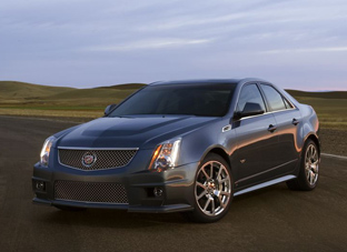 2009 cadillac cts v luxury cars. Black Bedroom Furniture Sets. Home Design Ideas