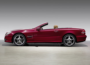 2009 Mercedes-Benz SL 600