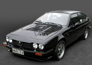 Alfa Romeo GTV6