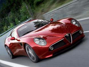 Alfa Romeo Competizione Sports Cars