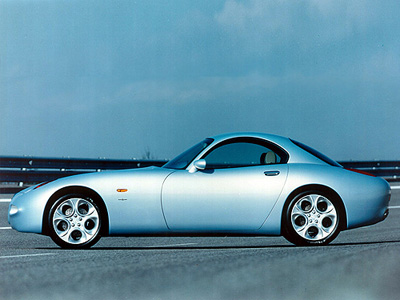 Alfa Romeo Concept Cars on Make Alfa Romeo Model Nuvola Concept Year 1996 Production Year Engine