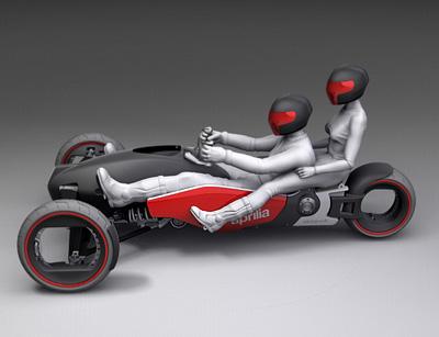Aprilia on Aprilia Magnet   Concept Motorbikes
