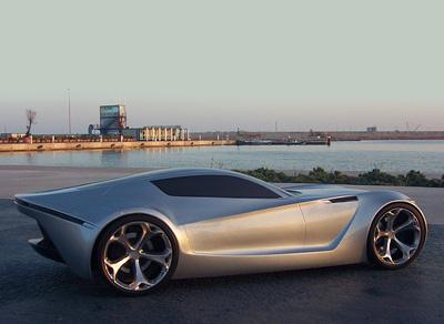 Aston Martin DBONE Concept Cars DisenoArt - Aston martin db
