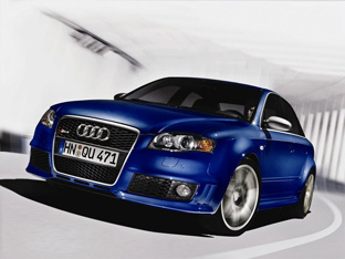 Audi RS 4 Saloon