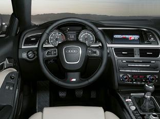 Audi S5 Interior Pictures