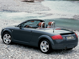 Audi TT V6 Convertible