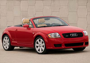 Amazing Audi TT V6 Convertible
