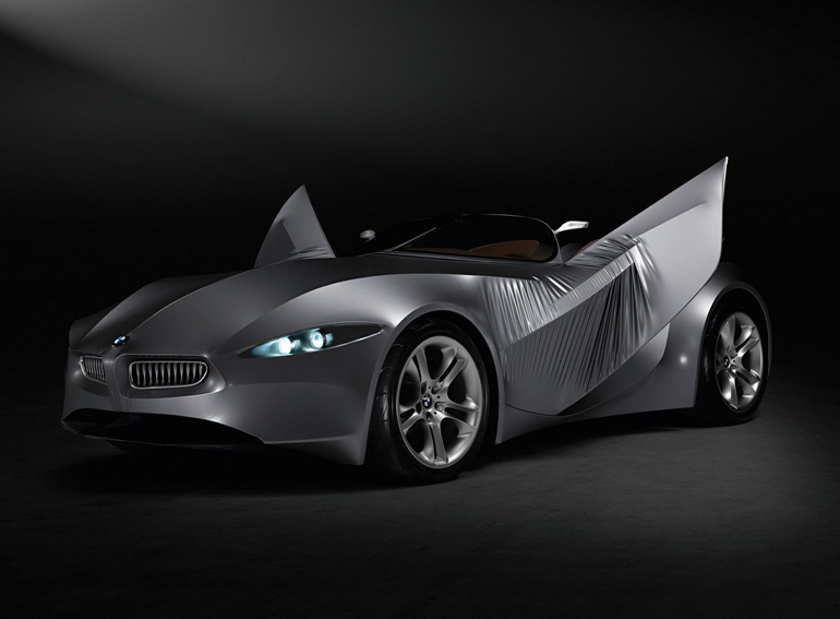 Bmw Gina Light Visionary Concept Cars Diseno Art
