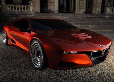 bmw m1 concept cars - photo #25