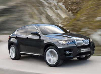 BMW X6 Raising the Luxury