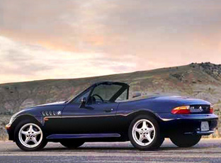 Bmw Z3 M Roadster Sports Cars