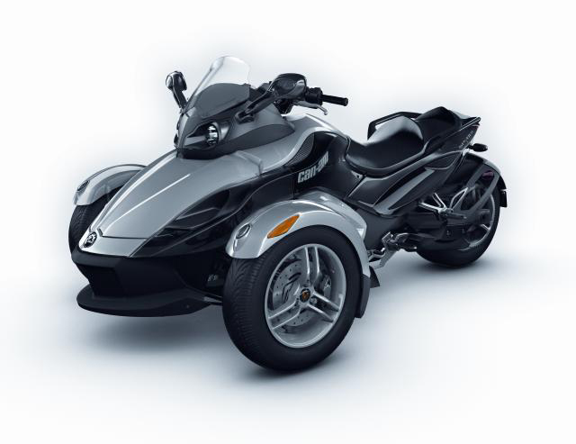 brp can am spyder roadster motorcycles. Black Bedroom Furniture Sets. Home Design Ideas