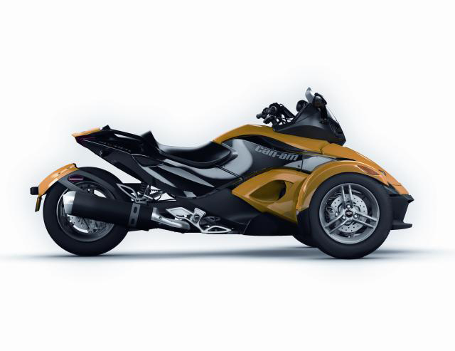 Brp Can Am Spyder Roadster Motorcycles