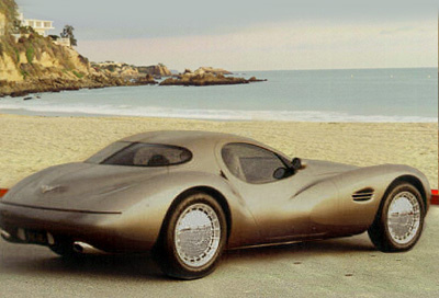 Chrysler Atlantic concept car