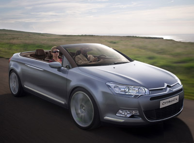 Citroen C5 Airscape concept car