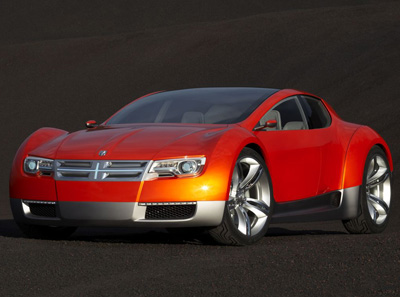 Dodge ZEO concept car