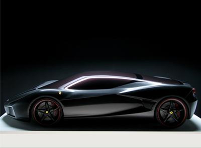 Ferrari on Ferrari F460 Tifosi   Concept Cars