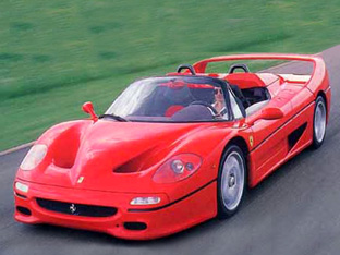 Ferrari F50 | Sports Cars