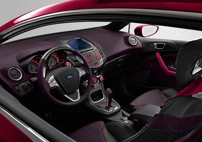 Ford Verve concept car interior & Ford Verve | Concept Cars | Diseno-Art markmcfarlin.com
