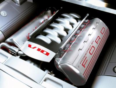 Ford 427 Concept Cars Diseno Art