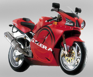 Gilera 600 Supersport