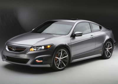 Honda Accord HF-S concept car