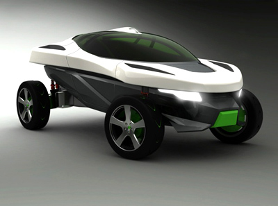 Istituto Europeo di Design (IED) beON concept car